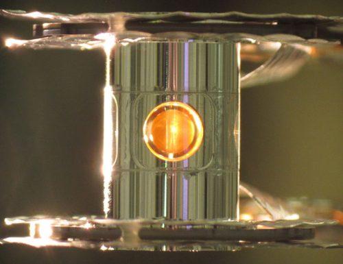 Fusione atomica: stella artificiale