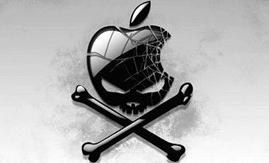 Attacco hacker su dispositivi Apple