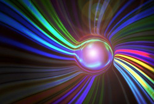 Dalla luce alla materia