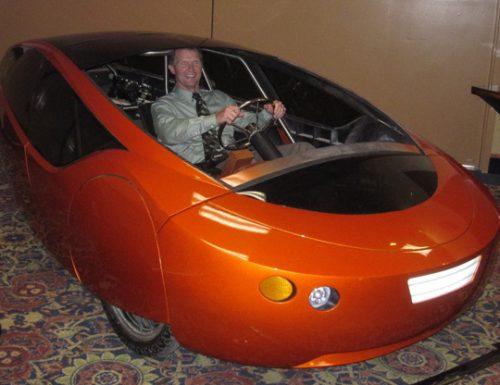 Urbee: auto creata con stampante 3D