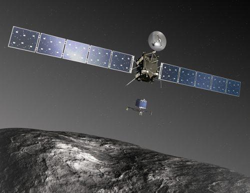 Rosetta: cronaca di un lungo viaggio