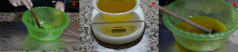 Sapone all'olio di oliva fatto in casa (3)